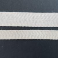 étiquette coton biologique tissage seré 10 et 15 mm